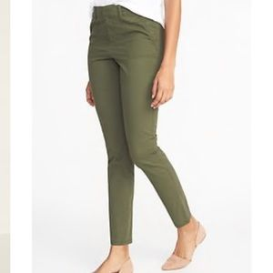 Old Navy Mid-Rise Pixie Chinos
